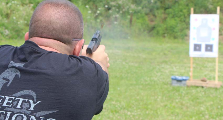 Smith & Wesson M&P Shield Review